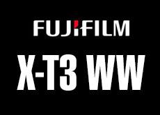 富士フイルム「X-T3 WW」