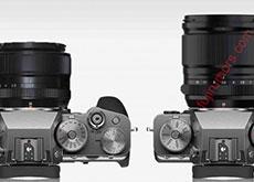 富士フイルムの新レンズ「XF33mmF1.4 R LM WR」と「XF35mmF1.4 R」にサイズ比較!?