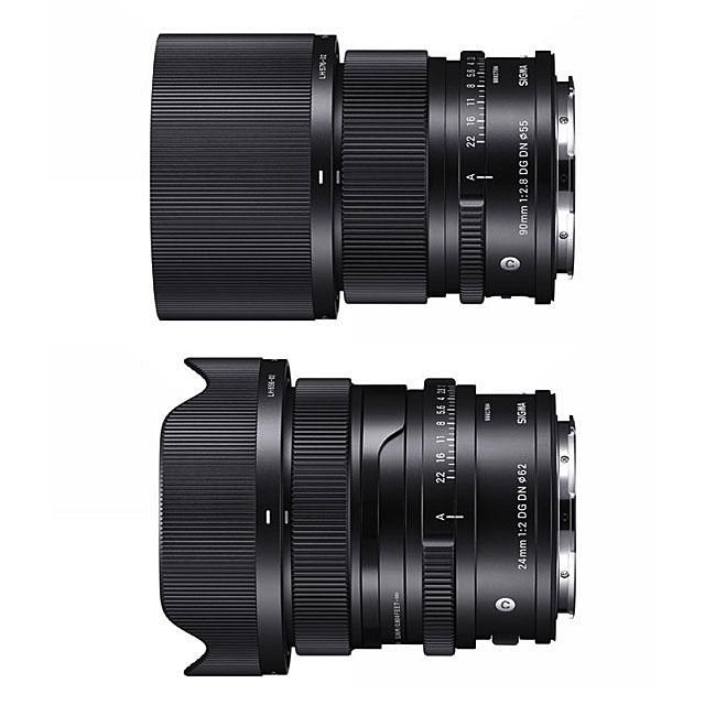 シグマがIシリーズ「90mm F2.8 DG DN | Contemporary」と「24mm F2 DG DN | Contemporary」を正式発表。