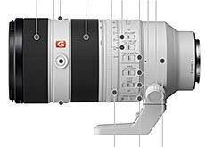 ソニー「FE 70-200mm F2.8 GM OSS II」
