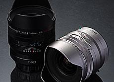 ペンタックスが「HD PENTAX-D FA 21mmF2.4ED Limited DC WR」を正式発表。