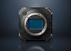パナソニックの「LUMIX S1H」ベースのボックススタイルカメラ「LUMIX BS1H」