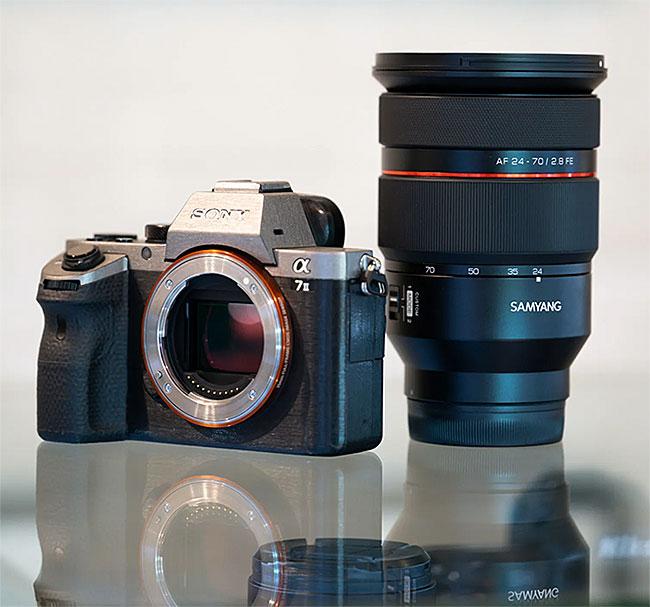 SAMYANG AF 24-70mm F2.8 FE