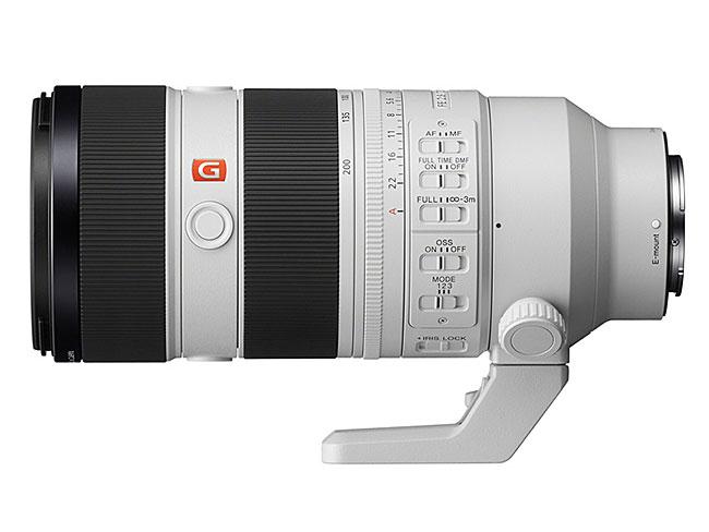 ソニー「FE 70-200mm F2.8 GM OSS II