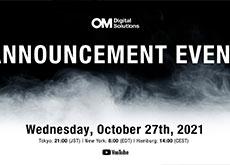 OMデジタルが10月27日の発表イベントのカウントダウンティザーを公開。ついに「あっと言わせるカメラ」についての発表がある!?